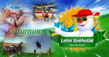 LDT Letní Sněhulák 2016 – Tábor plný zážitků! – 2. turnus