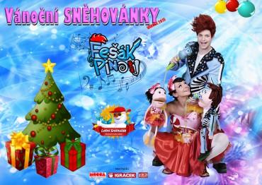 Fešák Píno připravuje velké vánoční turné