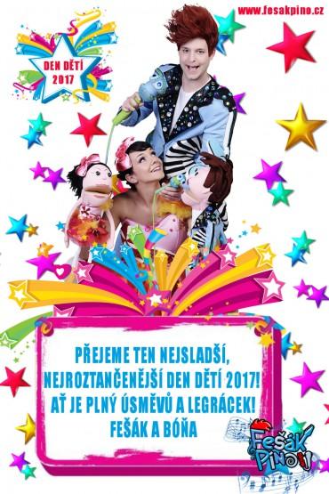 Krásný Den dětí! :)