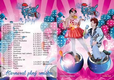 Karnevalové turné v plném proudu :)