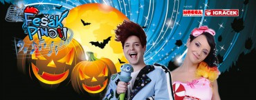 Halloween v plném proudu